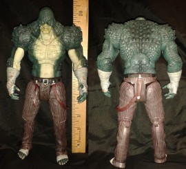 2014 Killer Croc Action Figure