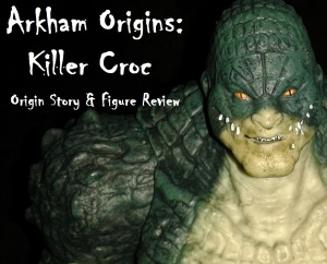 Killer Croc Arkham Origins