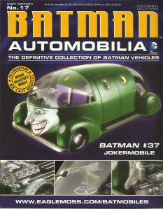 Batman #37 Joker Jokermobile