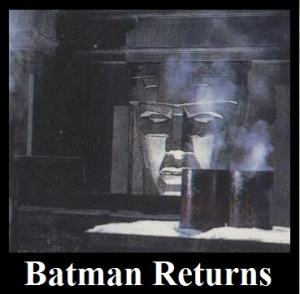 Batman Returns Gotham City