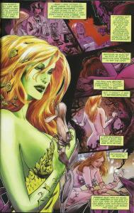 Poison Ivy Origin